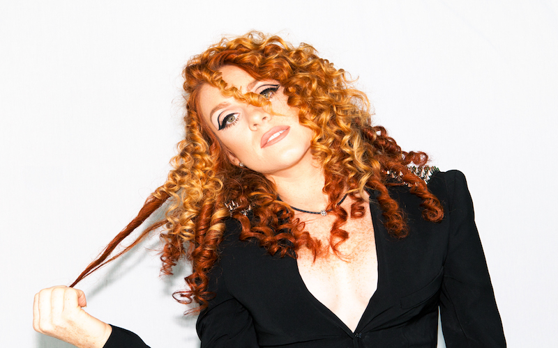 Jess Glynne Tribute - promo pic 3 - resized for website 800x500